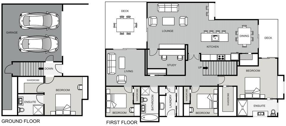 Four-bedroom Family Home