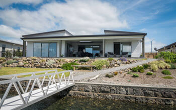 Signature blog How this couple downsized the farm for relaxed, coastal living