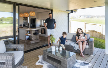 Signature blog How this family expertly built their stylish first home with resale in mind