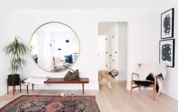Signature blog How to style your entryway