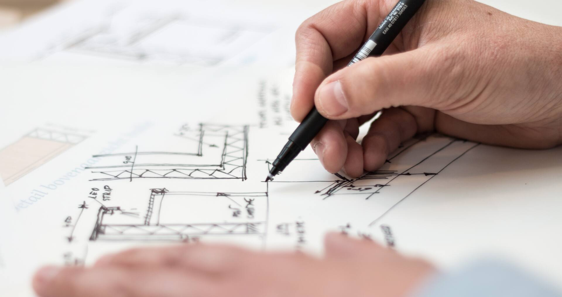 Building from a plan may not be what you think
