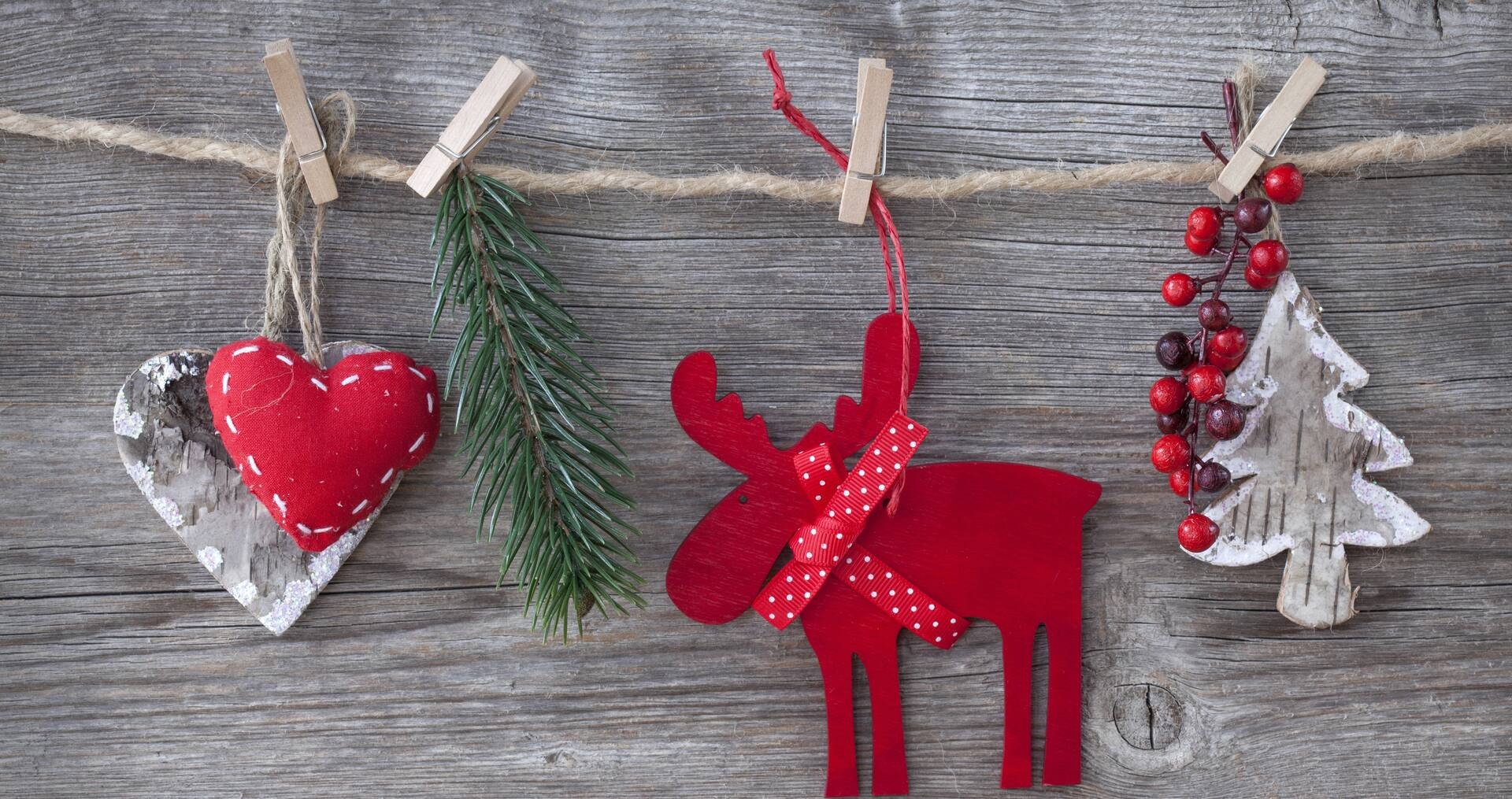 DECK THE HALLS: Christmas hacks for your home