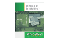 Thinking of Subdividing