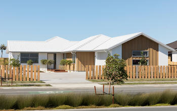 Papamoa Showhome - Caroline Plan