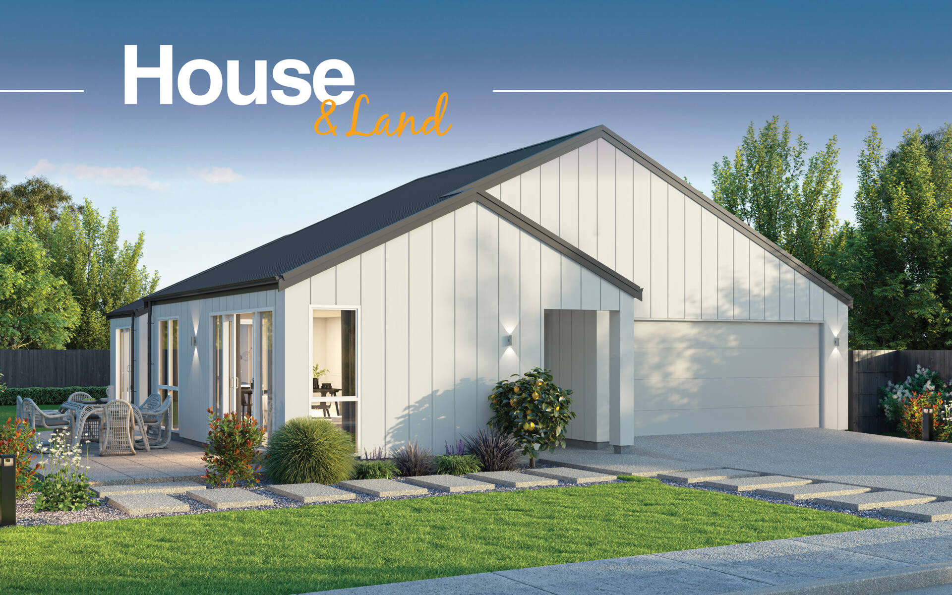 Find a House & Land package