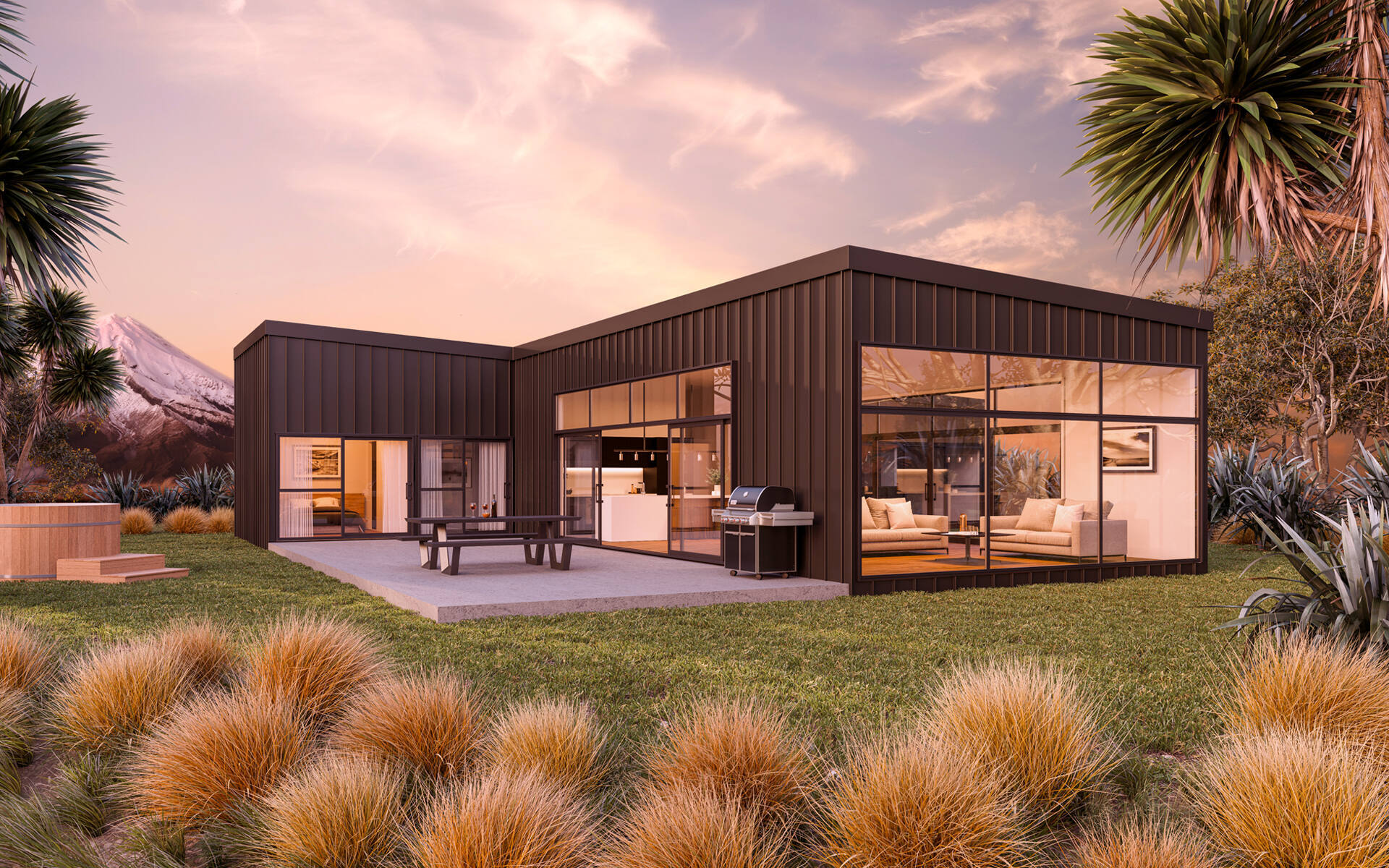 Our Oakura planis lifestyle living at its very best